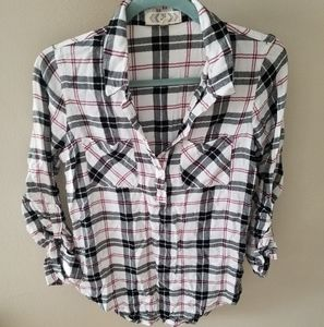 Pullover Flannel